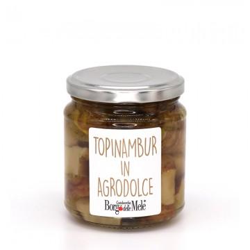 Topinambur in Agrodolce