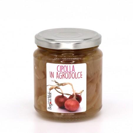 Cipolla di Cavasso e della Val Cosa in Agrodolce