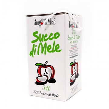 Apple Juice Bag 3lt